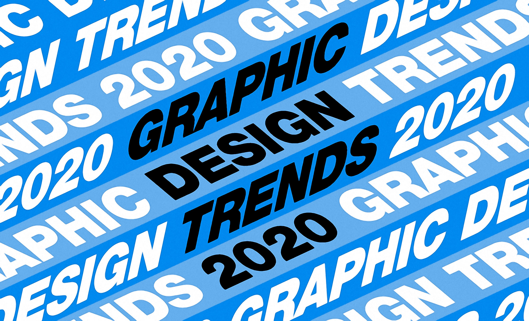 Graphic design trends in 2020
